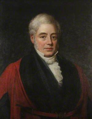 John Dent (1777–1855), Mayor of Worcester (1826), and High Sheriff of the County (1849)