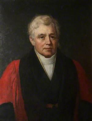 William Dent (1784–1854), Mayor of Worcester (1833–1834)