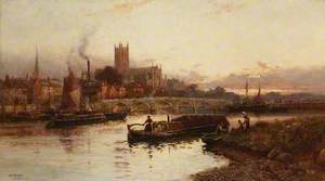 View of Worcester