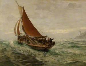 Daybreak at Sea