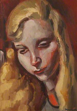 The Woman's Head
