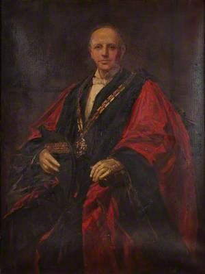 Alderman Hubert Aloysius Leicester (1855–1939)
