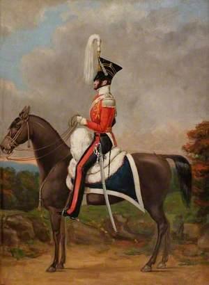 Gentleman of the Worcestershire Yeomanry