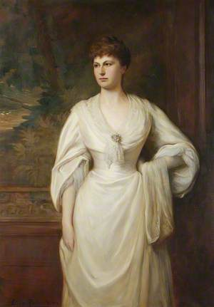Georgiana Millicent, Wife of the 2nd Baron Hindlip