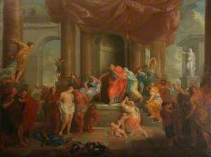 The Judgement of Brutus