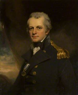 Admiral John Willett Payne (1752–1803)