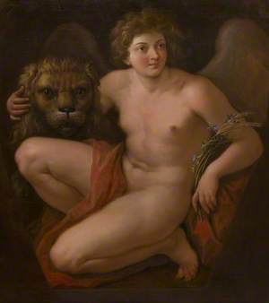 Allegorical Personification of Peace