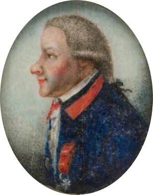 General Vandermeerck or Van Der Mersch