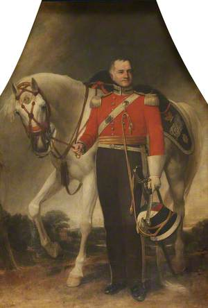 Colonel the Honourable Robert Henry Clive (1798–1854), Colonel Commanding (1835–1854)