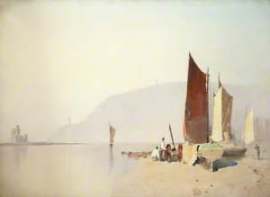Douglas Shore: A Summer Morning in 1860