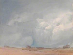 Santon (A Thundery Sky)