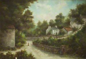 Ballaglass and Cornaa Mill, Maughold