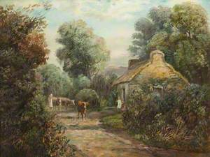 Cottage near Sulby