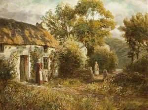 A Manx Cottage