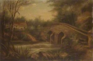 Monk's Bridge, Ballasalla, Isle of Man
