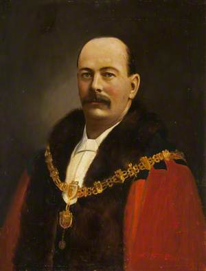 William Henry Edwards, Mayor of Swansea (1894–1895)