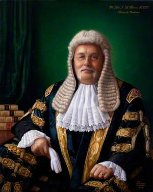 James Anthony Brown, Speaker (2001–2006)