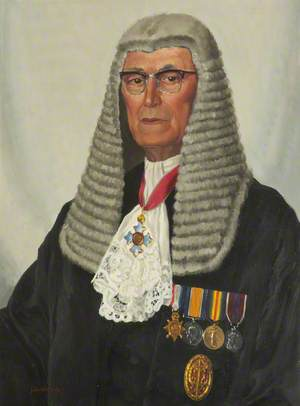 Sir Joseph Davidson Qualtrough (1885–1960), Speaker of the House of Keys (1937–1960)