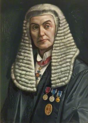 George Frederick Clucas (1870–1937), Speaker of the House of Keys (1919–1937)