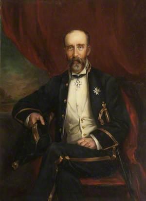 John Senhouse Goldie-Taubman (1838–1898), Speaker of the House of Keys (1867–1898)