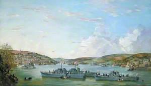Motor Launches, Dartmouth