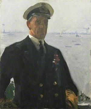 Admiral Sir Cecil Burney (1859–1929), GCMG, KCB, Commander-in-Chief, Coast of Scotland