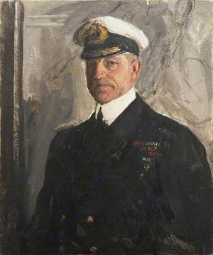 Admiral Sir James Startin (1855–1948), KCB, AM, Royal Naval Reserve