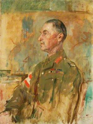 Major General Sir C. D. Shute, KCB, CMG