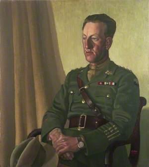 Captain Albert Jacka (1893–1932), VC, MC and Bar