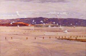 The Salt Lake, Suvla Bay: The Advance, 21 August 1915