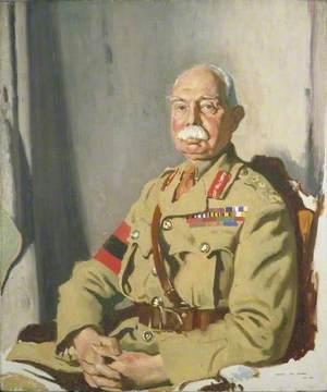 General Sir Herbert Charles Onslow Plumer (1857–1932), GCMG, GCVO, KCB, Second Army