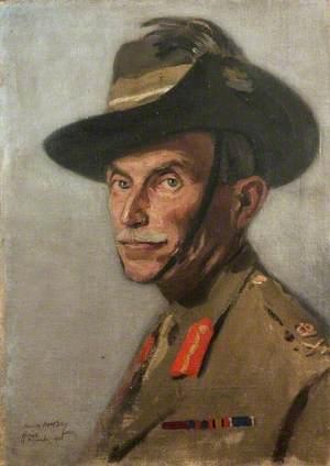 Lieutenant General Sir Henry George Chauvel (1865–1945), KCB, KCMG