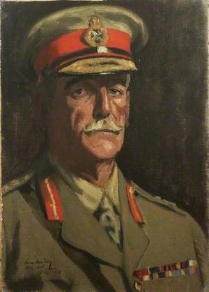Lieutenant General Sir Edward S. Bulfin (1862–1939), KCB, CVO