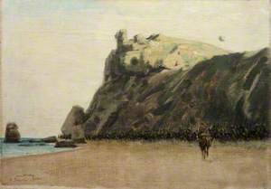 Arsuf: The Cavalry Dash along the Sea Coast on the Morning of 19 September 1918