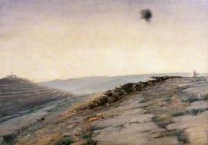 Nebi Samwil: The First Sight of Jerusalem