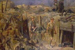 The Royal Army Medical Corps at Messines during the 1917 Offensive