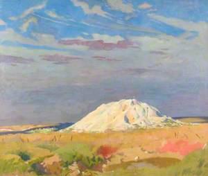 The Butte de Warlencourt