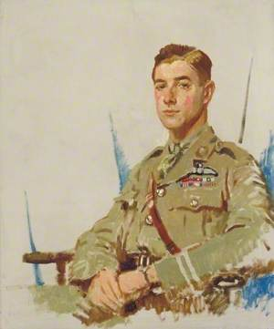 Major James Byford McCudden (1895–1918), VC, DSO, MC