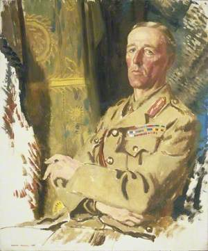 Brigadier General the Right Honourable John Edward Bernard Seely (1868–1947), CB, DSO, MP