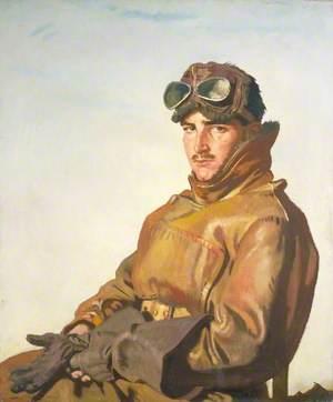 An Airman: Lieutenant Reginald Theodore Carlos Hoidge (1894–1963), MC
