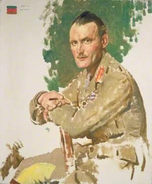 Brigadier General Hugh Jamieson Elles (1880–1945), CB, DSO