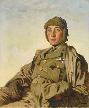 Lieutenant Arthur Percival Foley Rhys Davids (1897–1917), DSO, MC