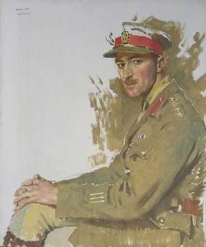 Major F. E. Hotblack, DSO, MC