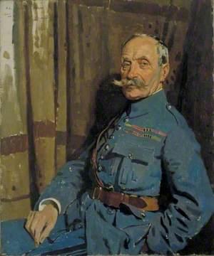 Marshal Ferdinand Foch (1851–1929), OM