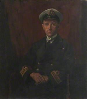 Lieutenant Commander Norman Douglas Holbrook (1888–1976), VC