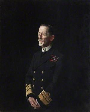 Vice Admiral Sir William C. Pakenham (1861–1933), KCB, KCMG, KCVO