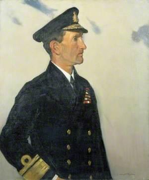 Rear Admiral Sir Walter Henry Cowan (1871–1958), KCB, MVO, DSO