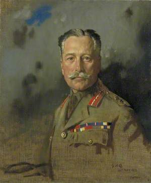 Field Marshal Sir Douglas Haig (1861–1928), KT, GCB, GCVO, KCIE, Commander-in-Chief, France, from 15 December 1915