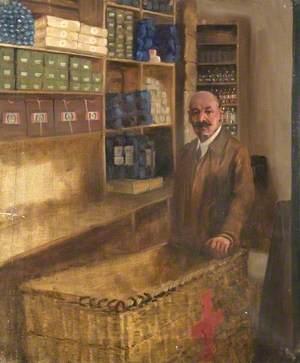 Medical Storeman: British Red Cross Society and Order of St John of Jerusalem Medical Stores, Tottenham Court Road, London
