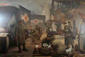 Ypres, 1915